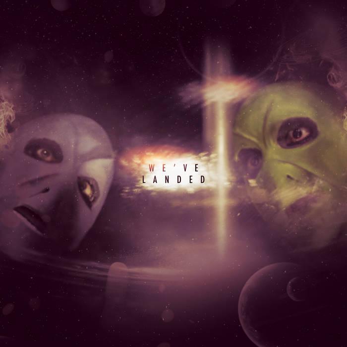 We've Landed cover art