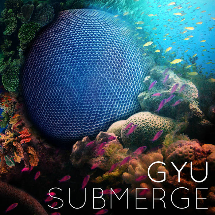 Submerge ep cover art