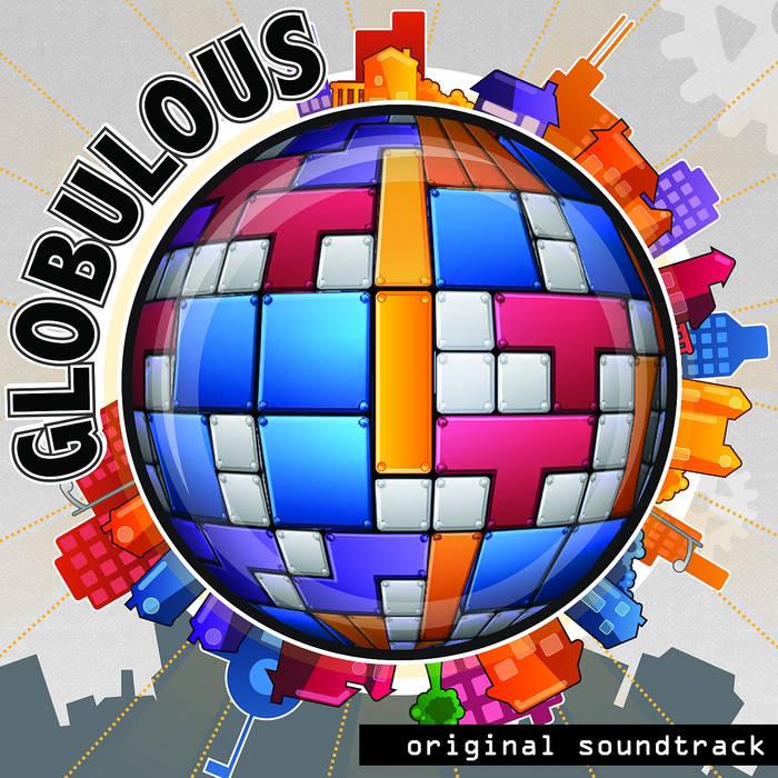 Globulous Original Soundtrack cover art
