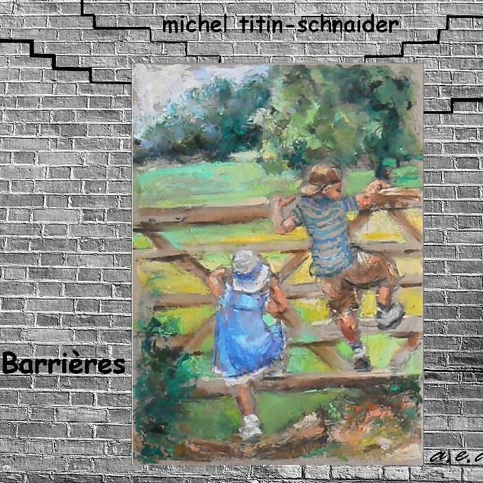 Barrières cover art