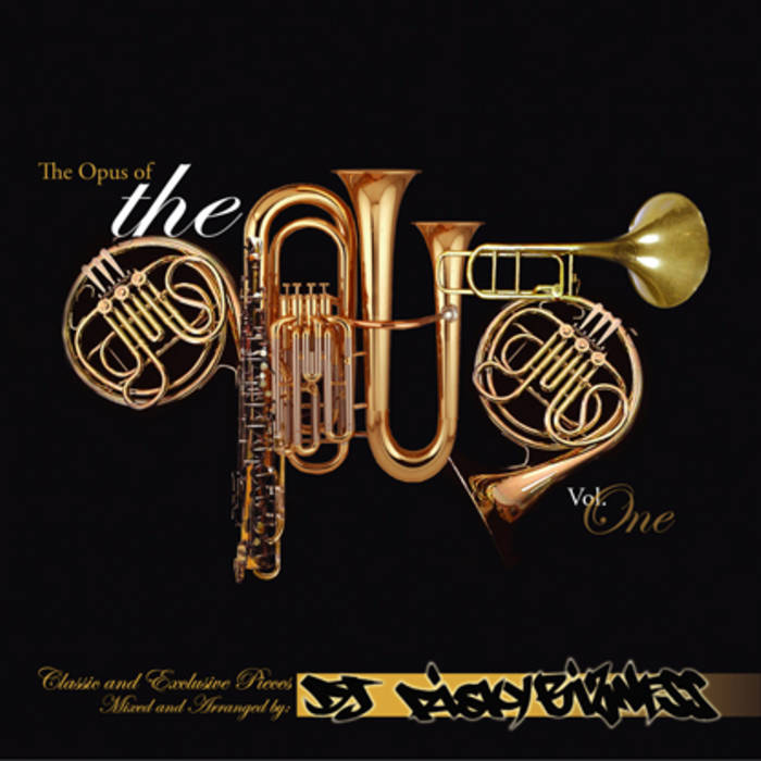 The Opus of the OPUS vol. one cover art