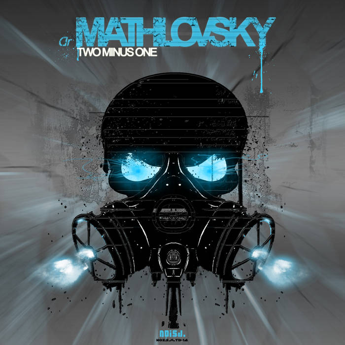 Dr. Mathlovsky - Two Minus One cover art