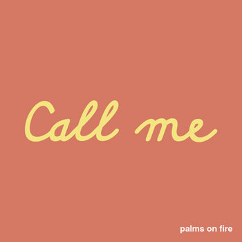 Call Me EP cover art