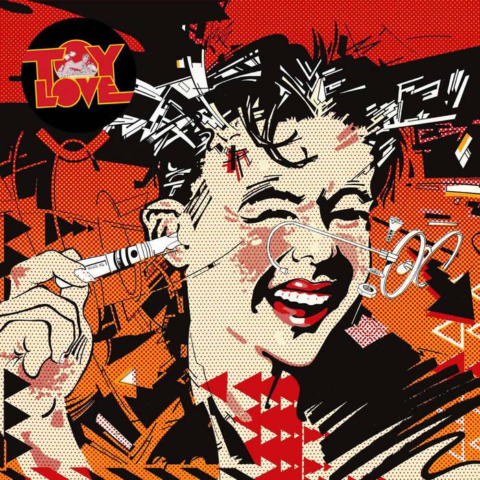 Toy Love (2xLP) cover art
