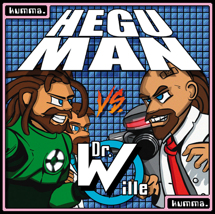 kumma. - heguman vs dr. wille (2016)