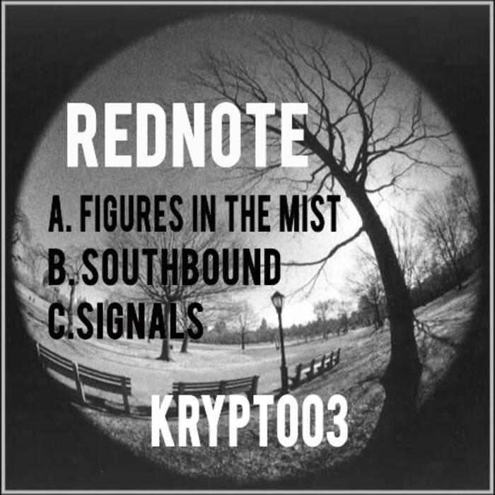 Rednote Krypt003 cover art