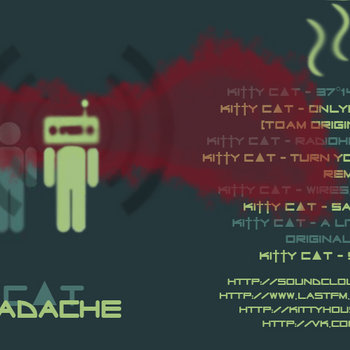 Radioheadache (EP 2011) cover art
