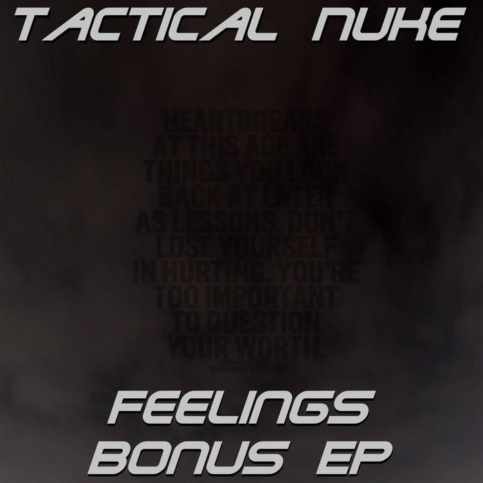 Feelings Bonus EP cover art