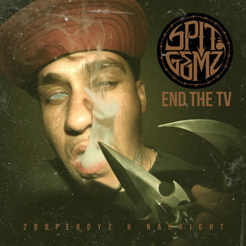 END THE TV cover art