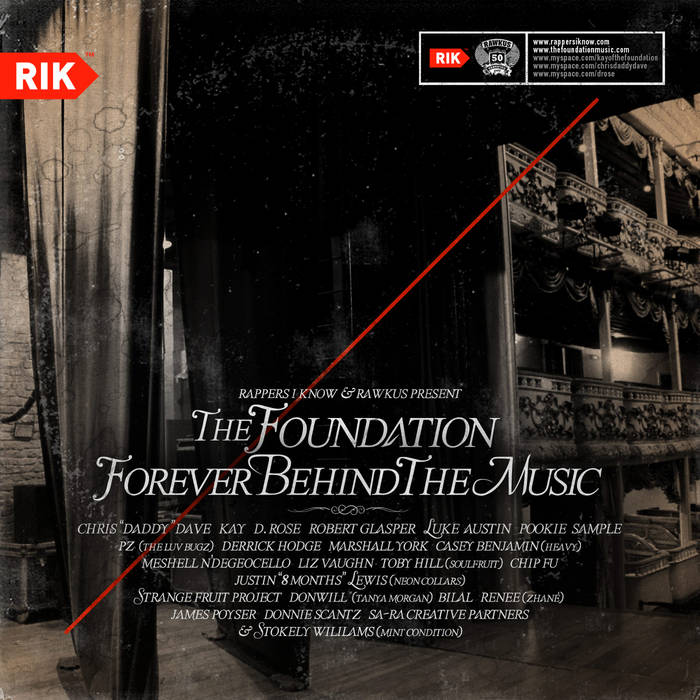Forever Behind The Music cover art