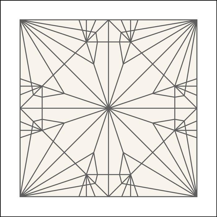 41-fold cover art