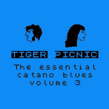 the essential catano blues vol. 3 cover art