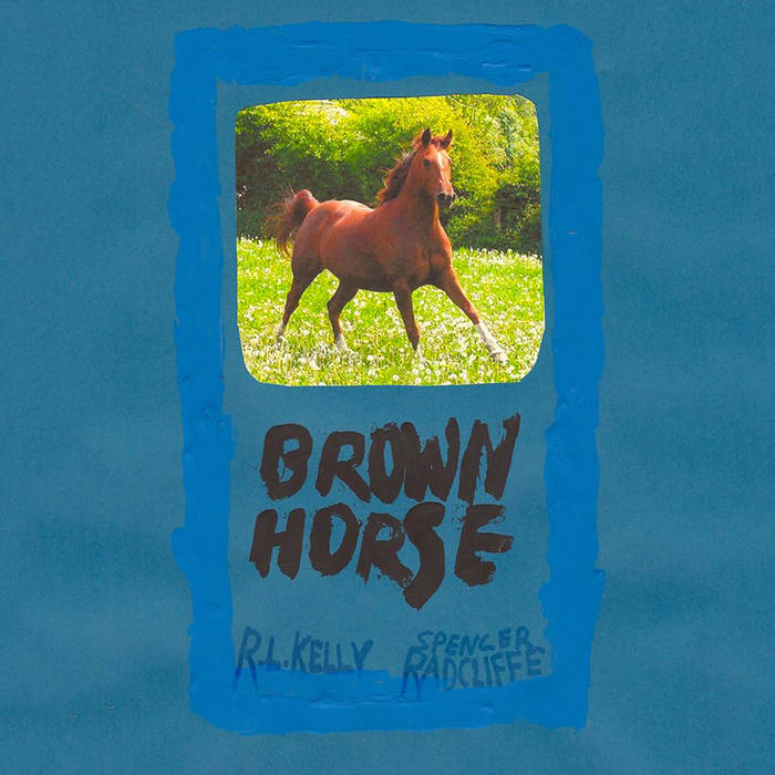 Spencer Radcliffe / R.L. Kelly Split : Brown Horse cover art