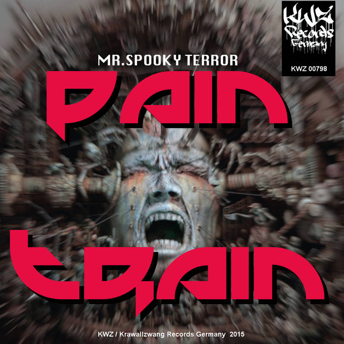 PAIN TRAIN cover art