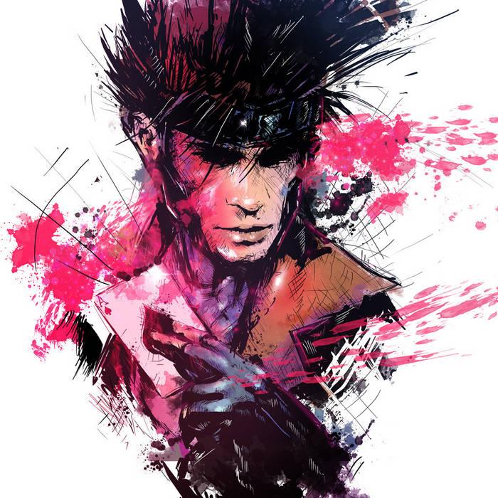 Gambit cover art