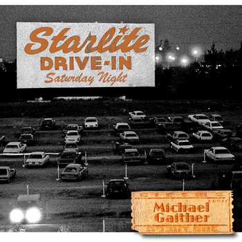Starlite Drive-In Saturday Night cover art