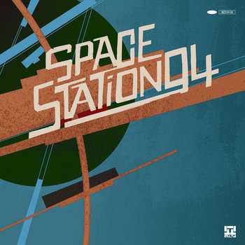 Space Station '94 cover art