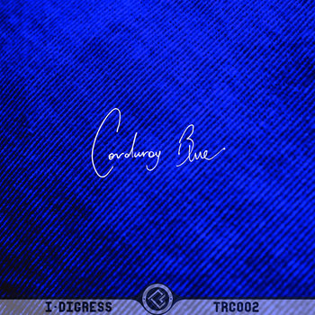 [TRC002] Corduroy Blue cover art