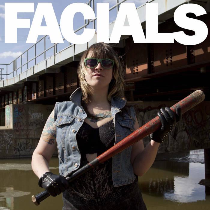 FACIALS LP cover art