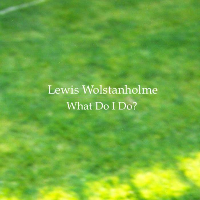What Do I Do? - Single cover art
