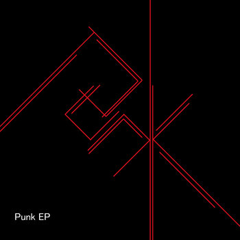 Punk EP cover art