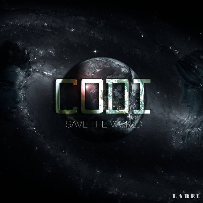 Save The World cover art