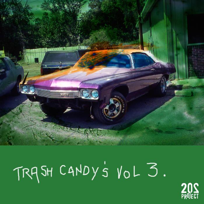 Trash Candy's Vol 3 cover art