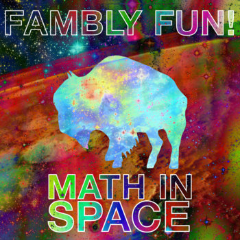 Math In Space cover art