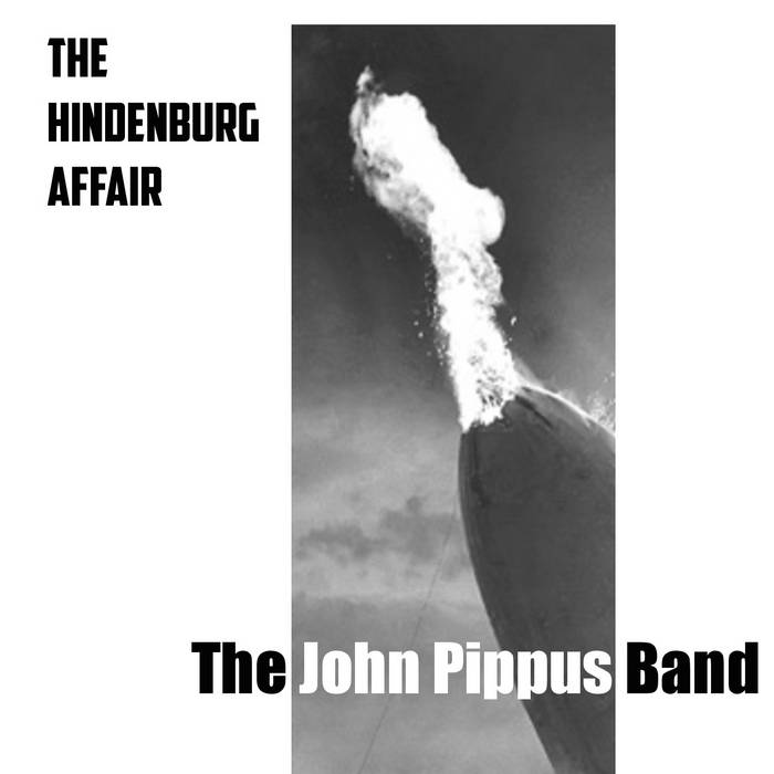 The Hindenburg Affair cover art