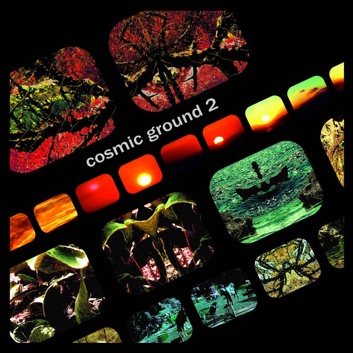 Cosmic Ground 2 cover art
