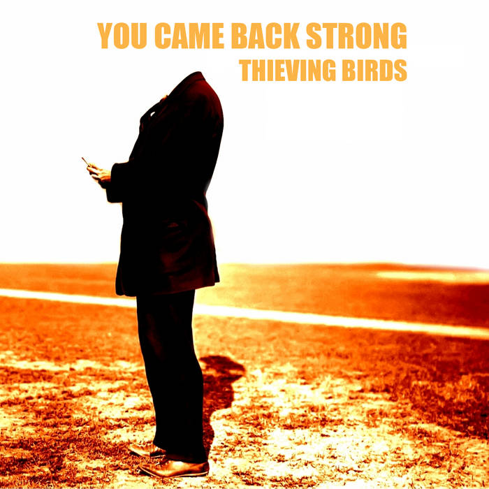 You Came Back Strong cover art
