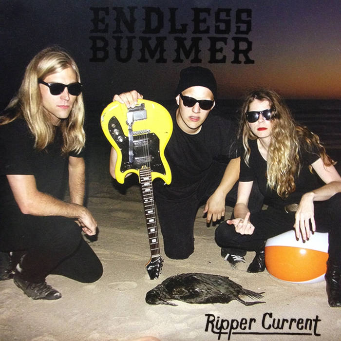 Ripper Current EP cover art