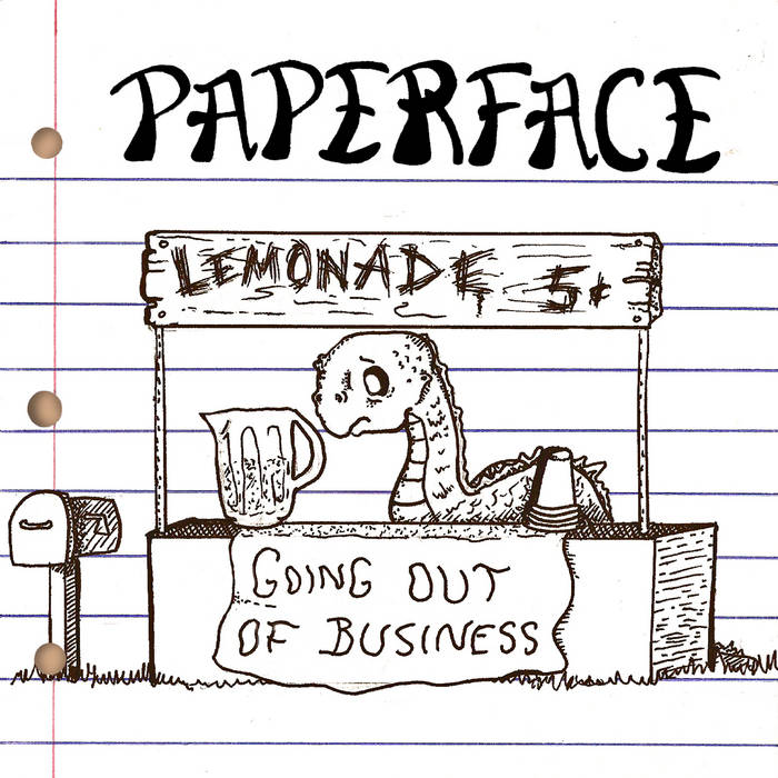 Paperface cover art