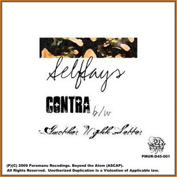 Contra b/w Another Ughh Letter cover art