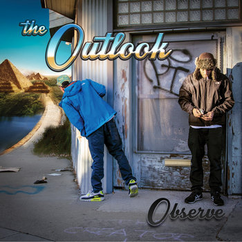 The Outlook cover art