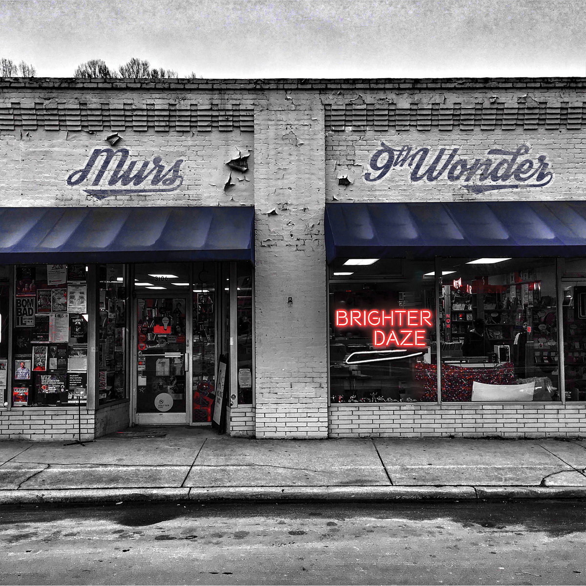 [Nice In The Headphones] Brighter Daze – Murs & 9th Wonder