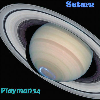Saturn cover art
