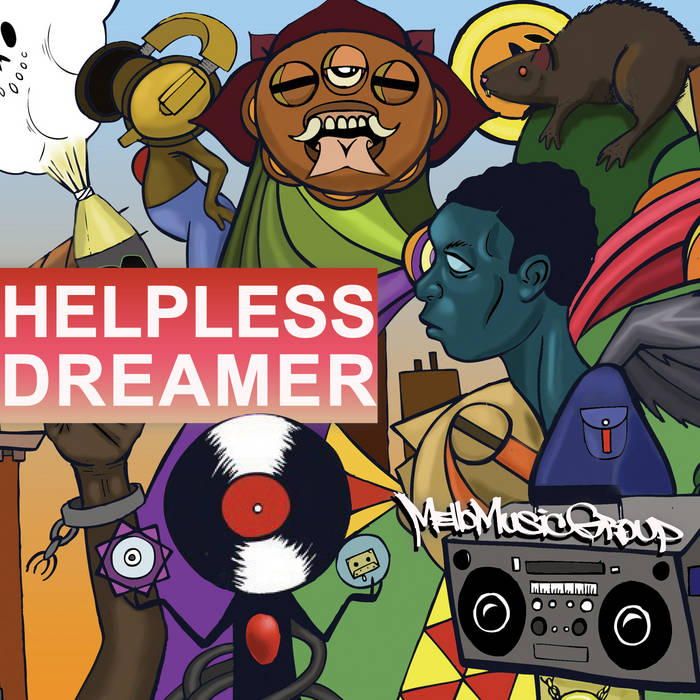 Helpless Dreamer cover art