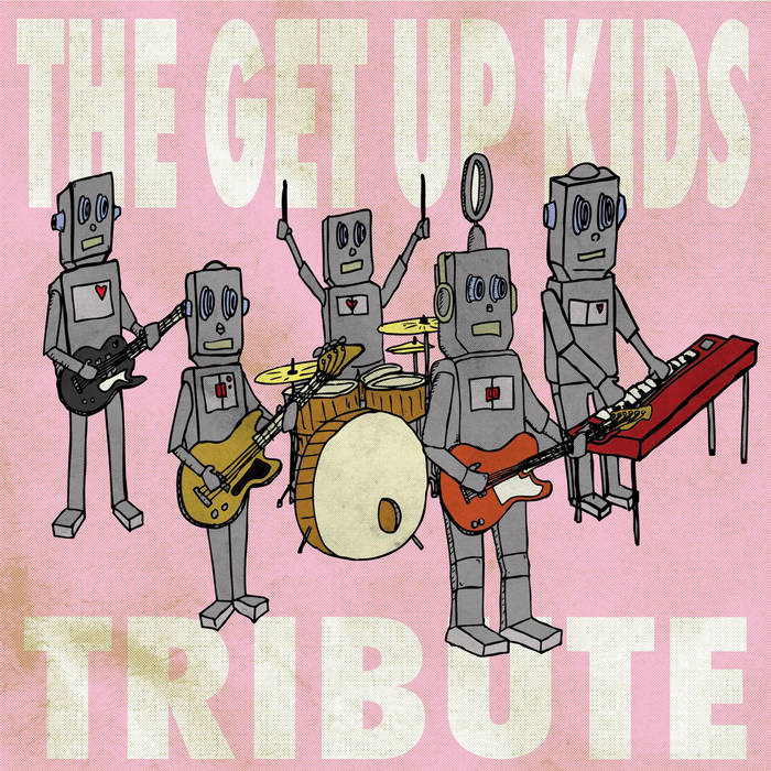 The Get Up Kids Tribute (SYG-008) cover art