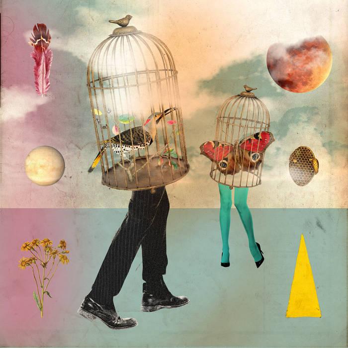 Birdcage Walk (edit) / Until Then - single cover art