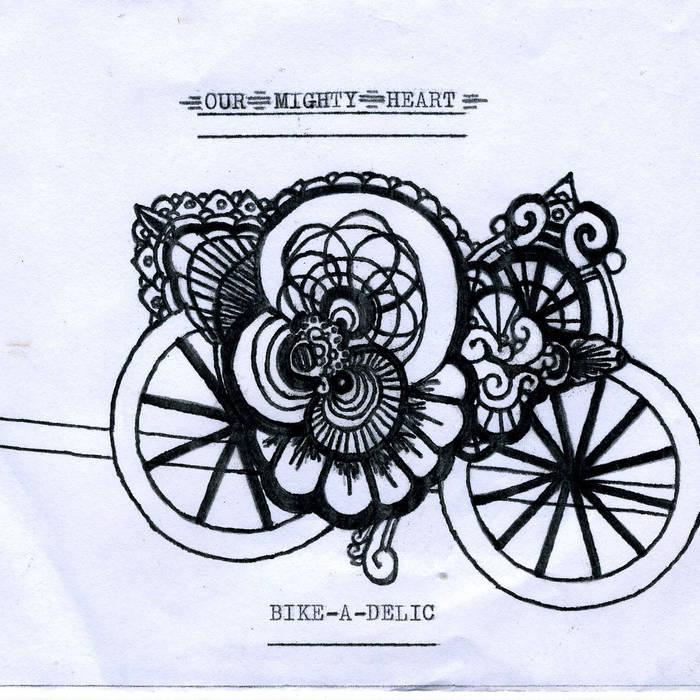 Bike-A-Delic cover art