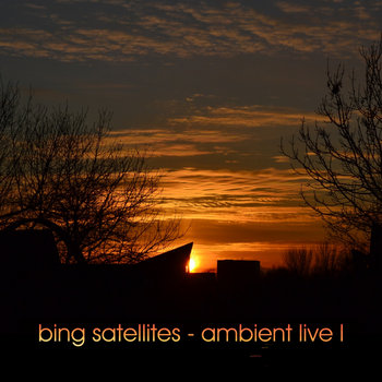 ambient live 1 cover art