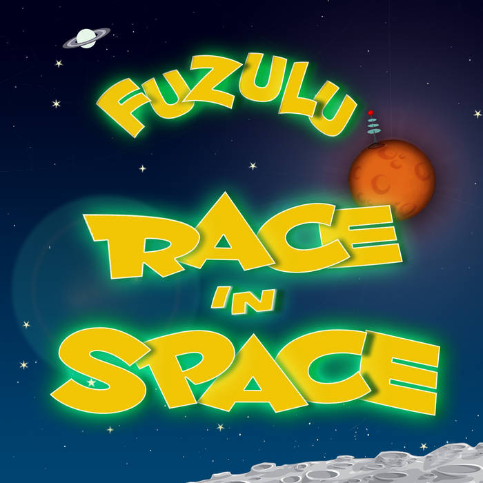 Race In Space cover art