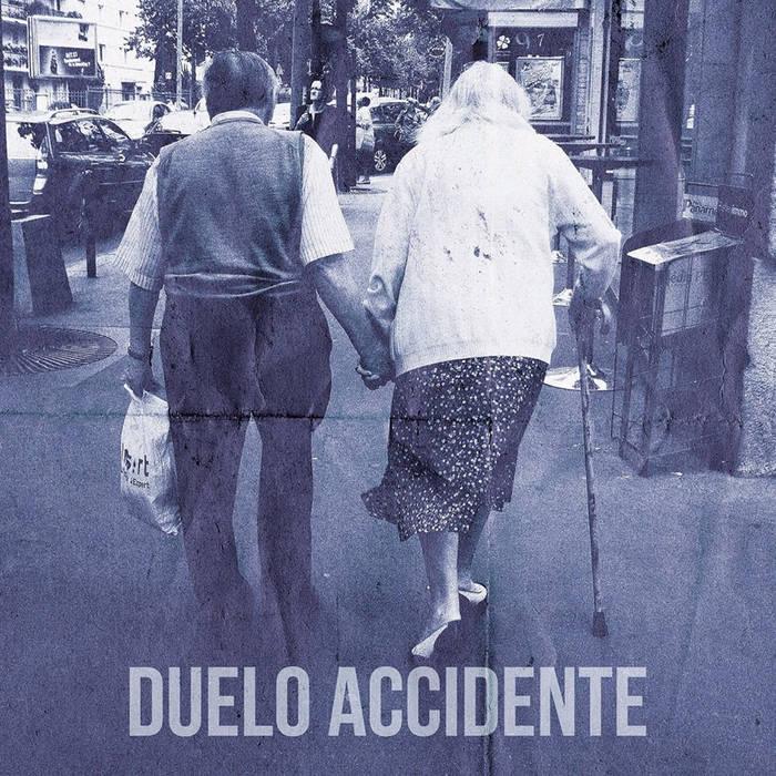 Accidente / Duelo Split cover art