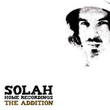 home recordings_the addition cover art