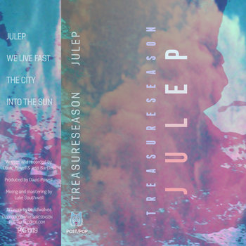 JULEP EP cover art