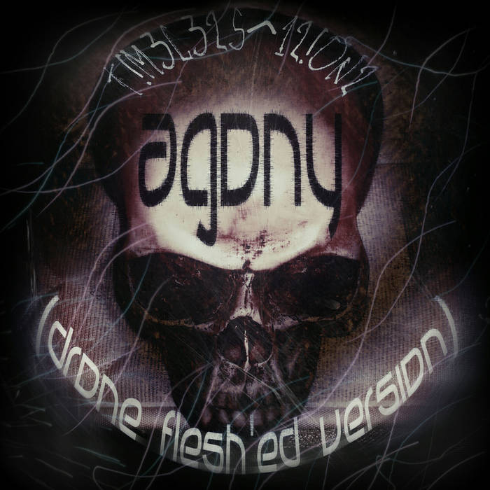 T!M3L32S^12!ON2 - Agony (Drone Flesh'ed Version) cover art