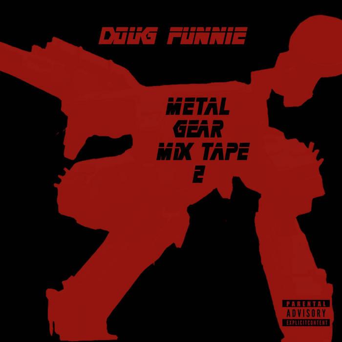 Metal Gear Solid : The Mixtape 2 cover art