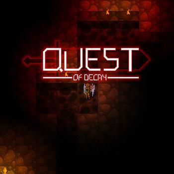 Quest of Decay Original Soundtrack cover art