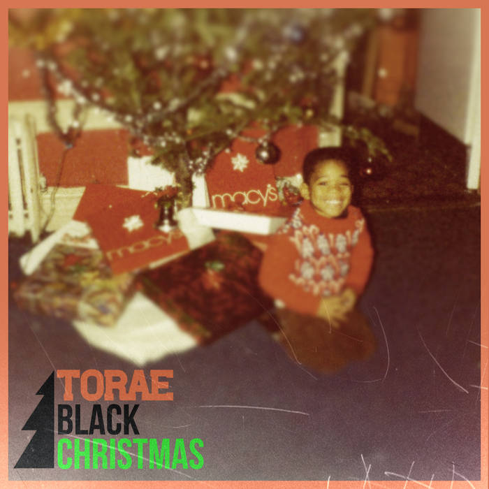 Black Christmas EP cover art